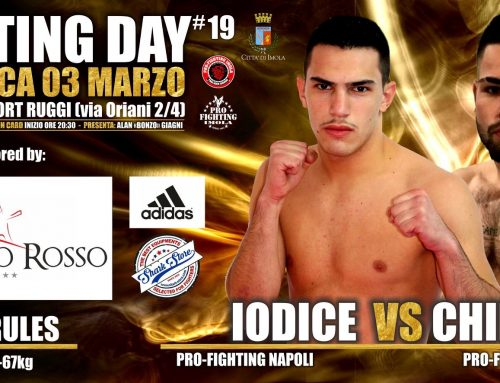 Fightingday 19  Imola