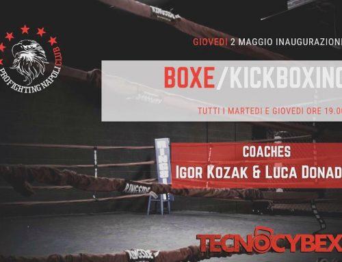Nuovi Corsi di KickBoxing e Boxe a Ponticelli