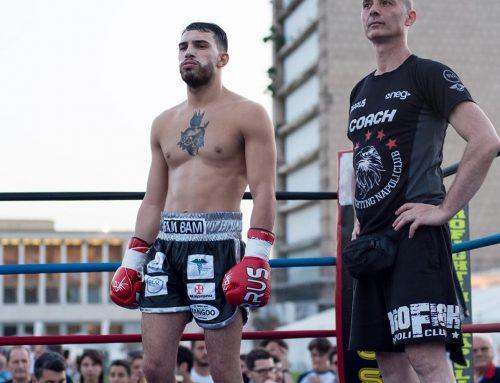 Kickboxing, a Napoli il titolo Europeo sul ring il napoletano Iodice
