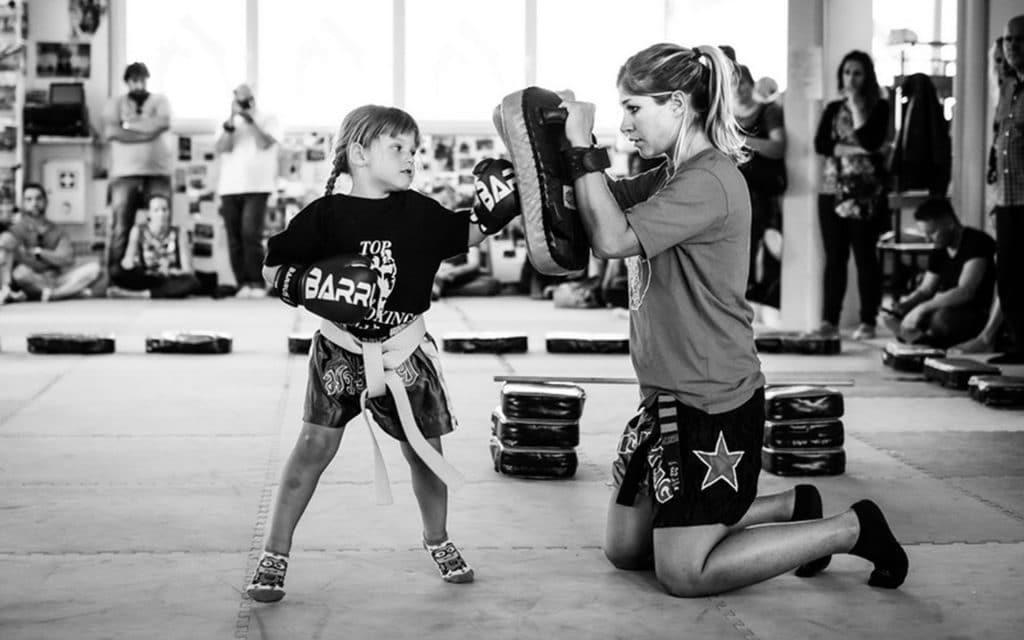 Kick Boxing Jr