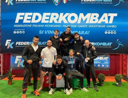 Campionati Italiani Assoluti e Trofeo Italia di Kickboxing Federkombat.