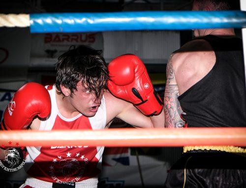 Evento Gym Boxe III Fase Regionale e Manifestazione Aob Boxe